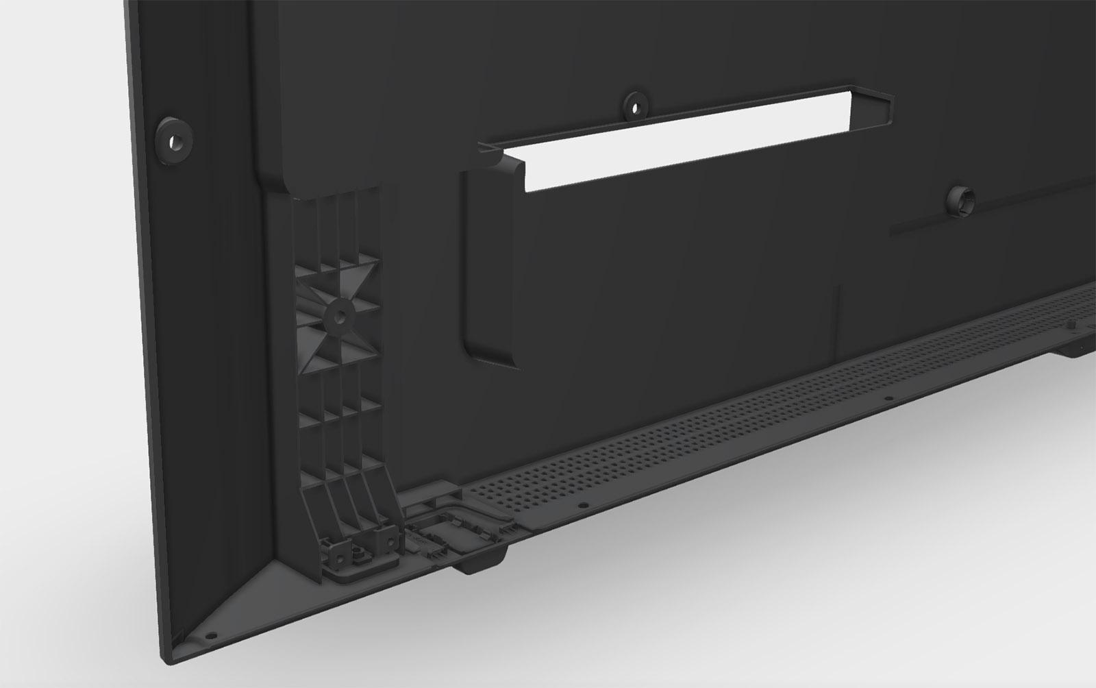 KIVI показала образцы дизайна новой линейки телевизоров 2021 года до официальной презентации