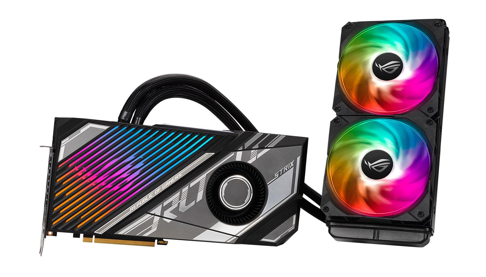 ROG Strix LC GeForce RTX 3080 Ti