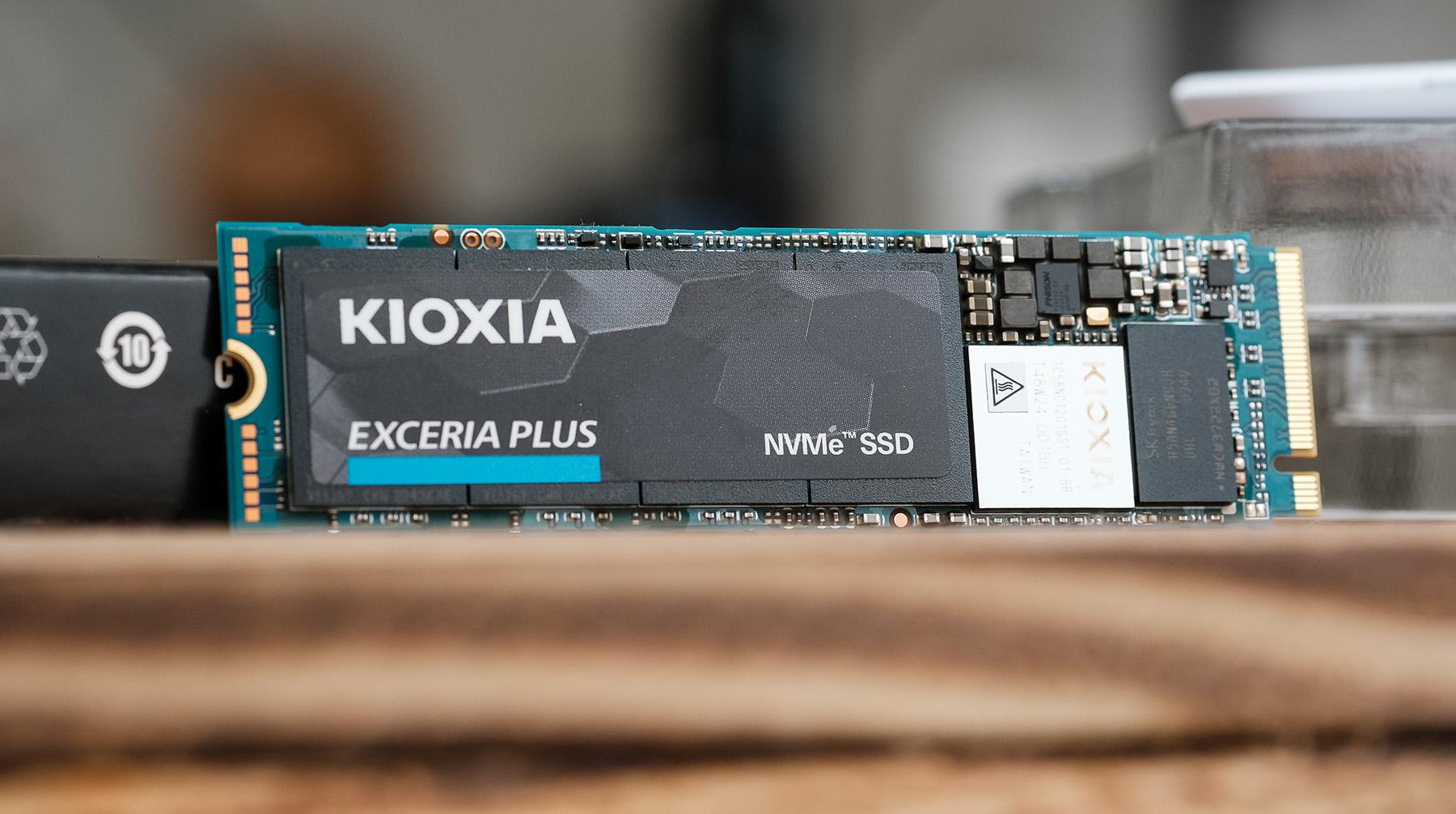 Kioxia EXCERIA PLUS