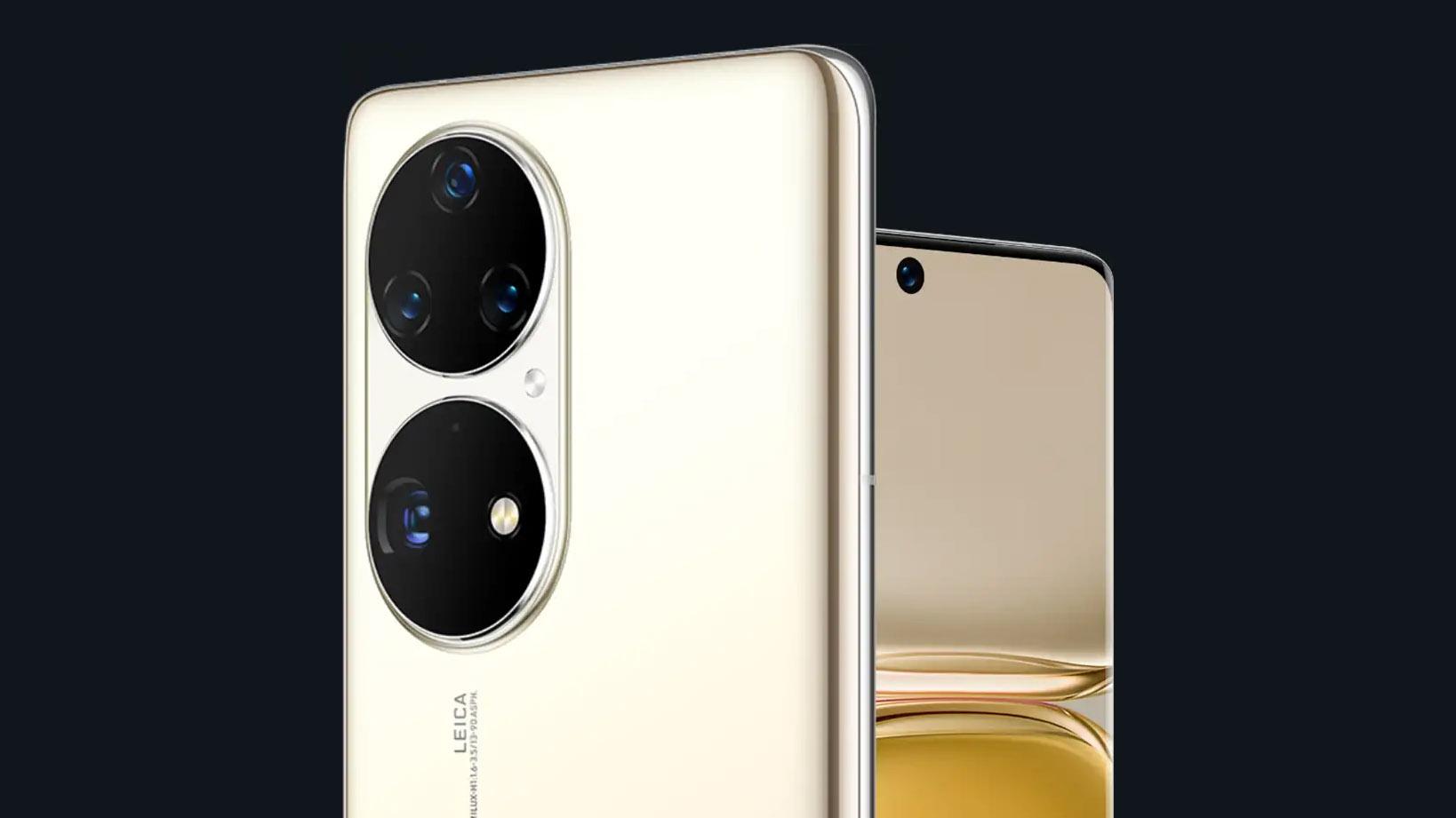 Анонсированы флагманские смартфоны Huawei P50 и P50 Pro на HarmonyOS с ценником от $695