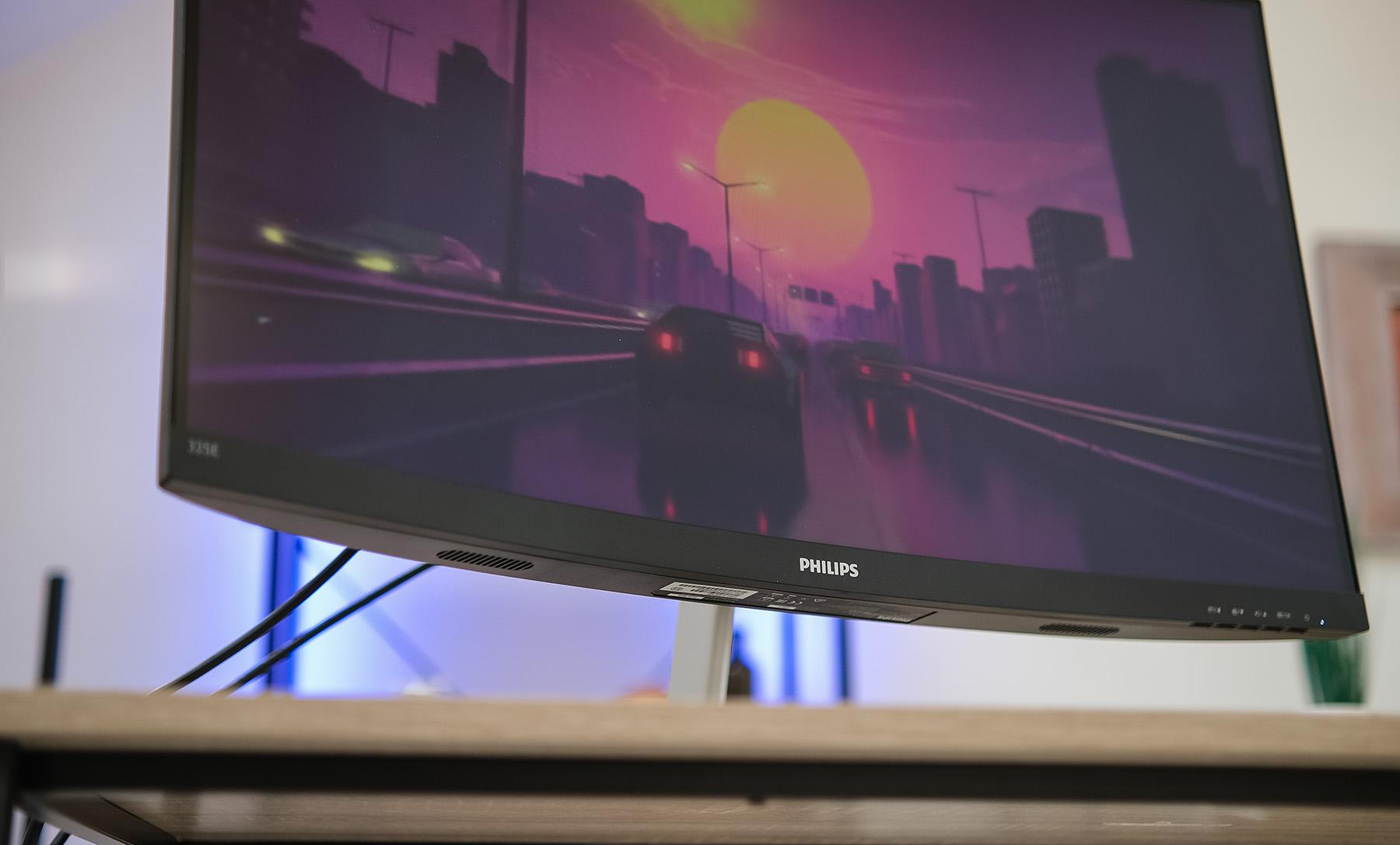 Обзор Philips 325E1C: универсальный недорогой монитор в изогнутом корпусе