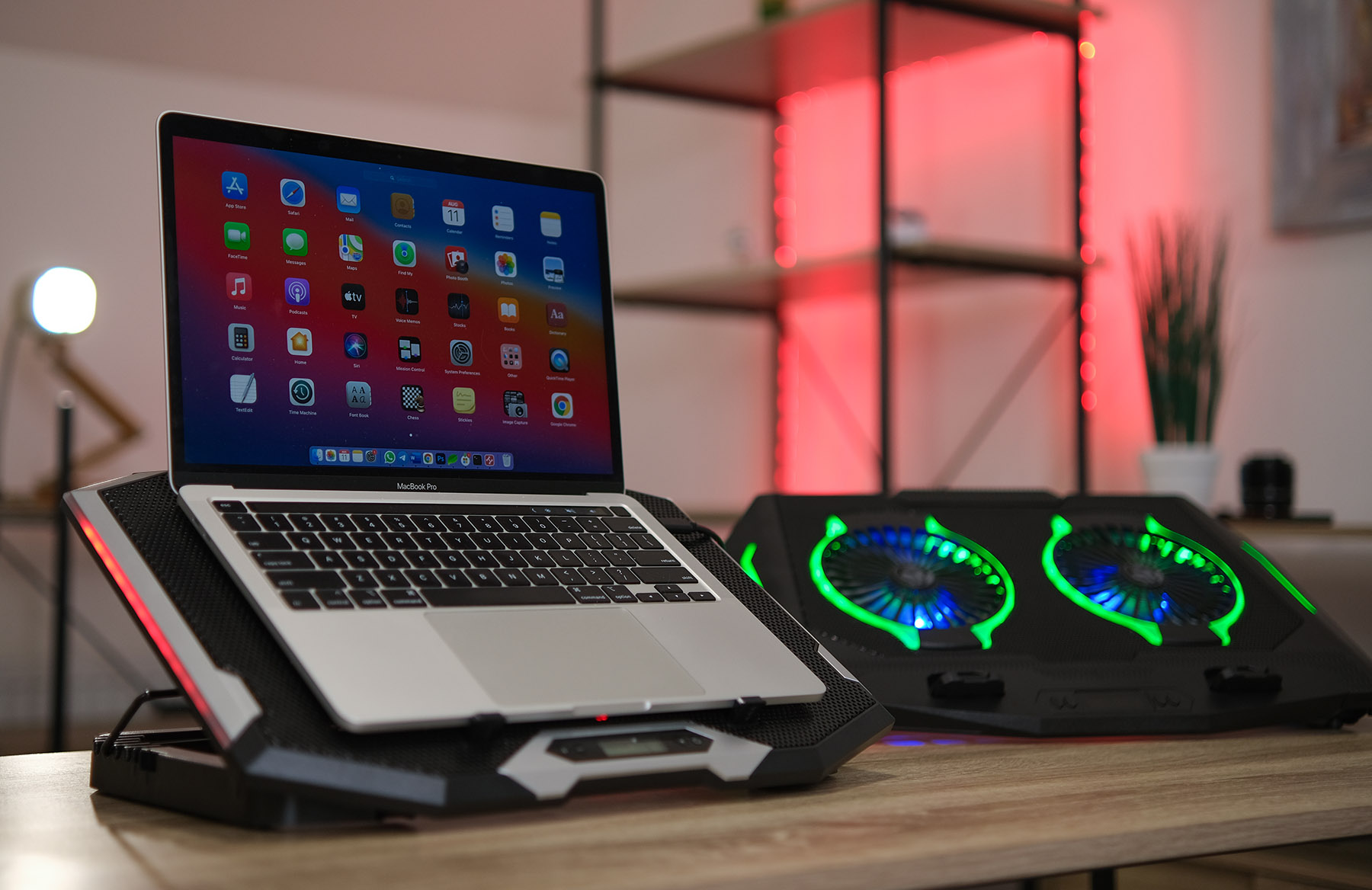 Второе дыхание для ноутбука: обзор охлаждающих подставок 2E CPG-004 и CPG-006