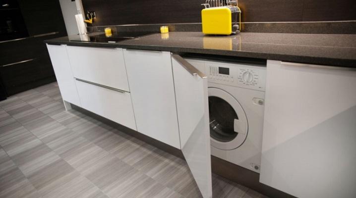 ТОП встраиваемых стиральных машин