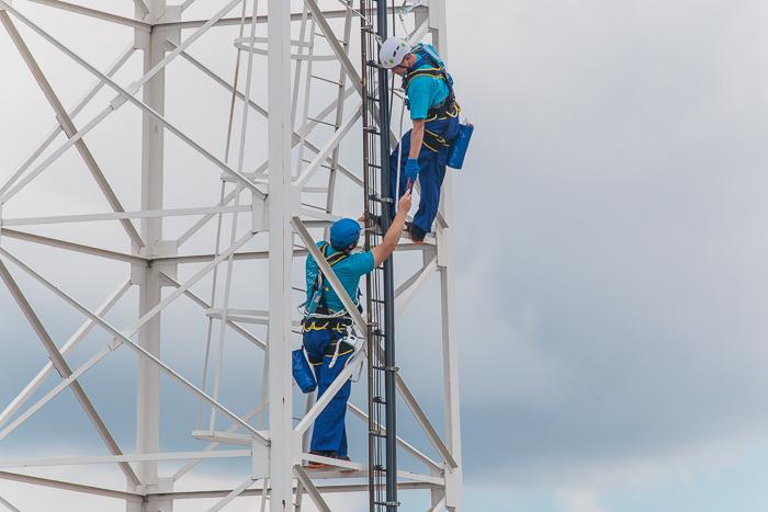 В июле Киевстар включил связь 4G на частотах 900 МГц  в 420 населенных пунктах