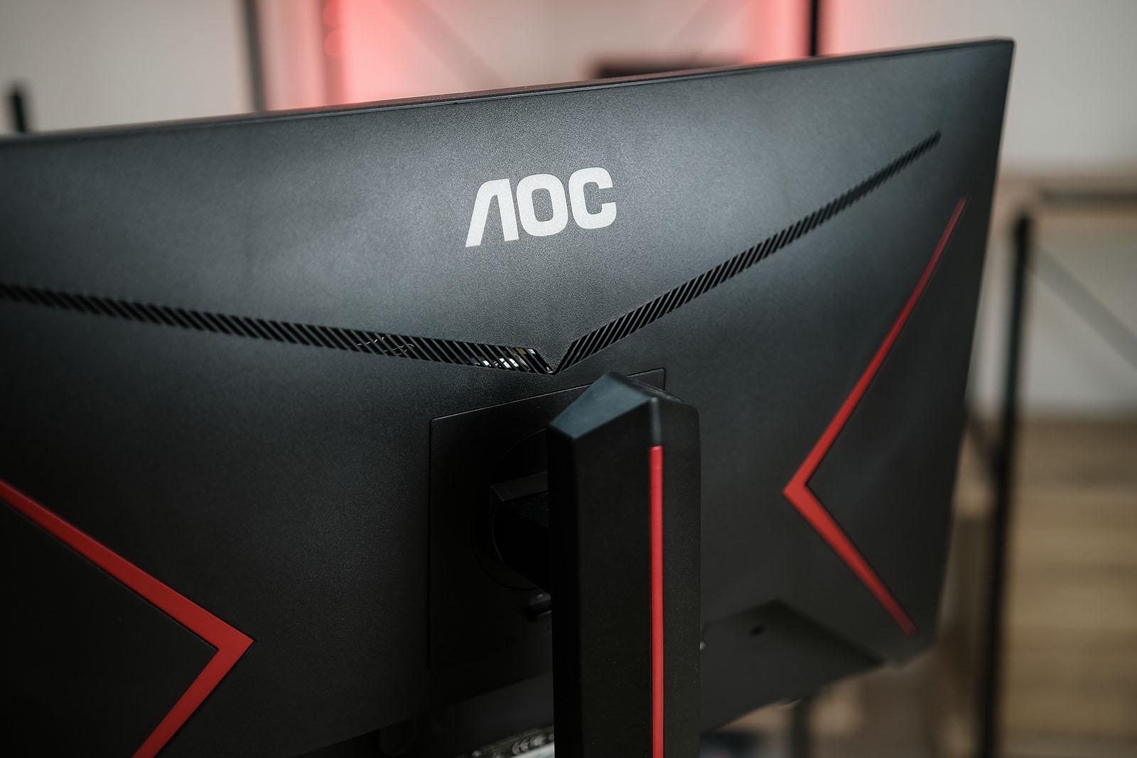 Обзор АОС 27G2U: доступный игровой монитор с поддержкой 144 Гц