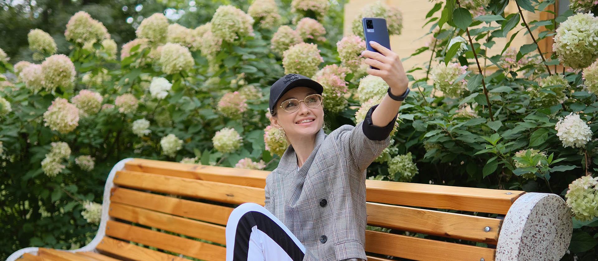 Неделя с vivo V21: личный опыт instagram-блогера